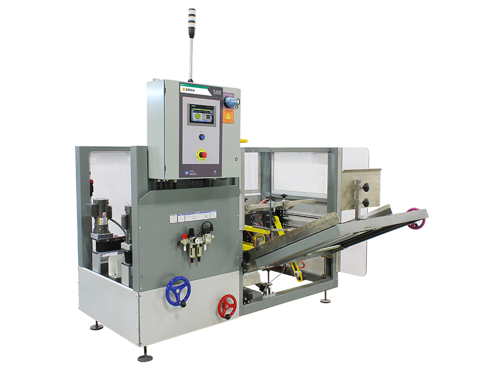 High Quality Tape Head Systems for Case Taping & Sealing