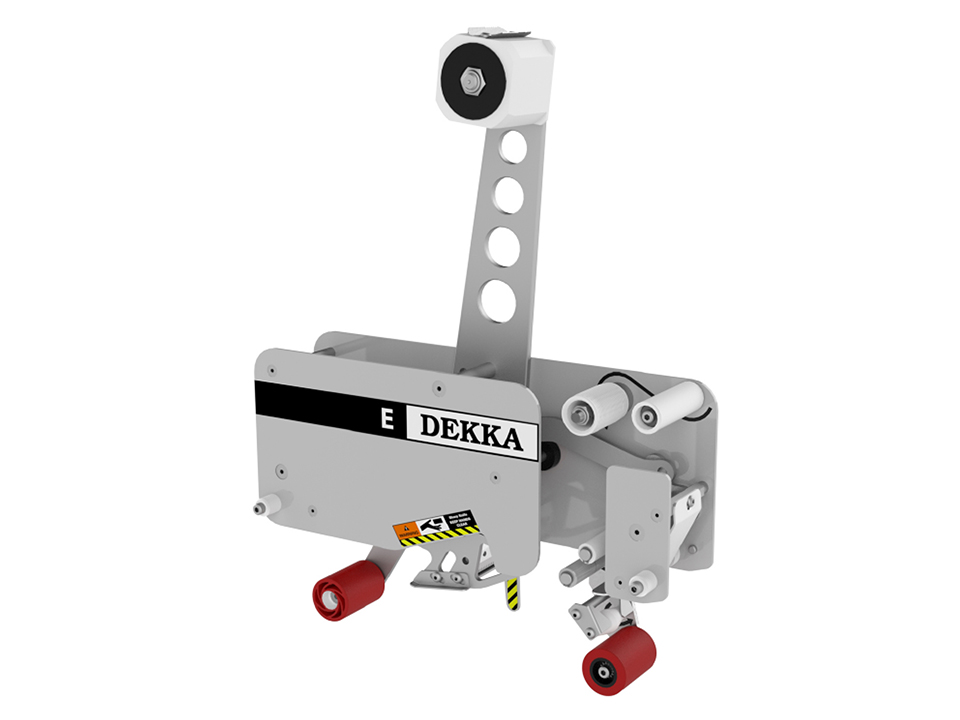 Dekka E Tape Head Equipment