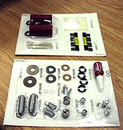 Parts Kit from DEKKA